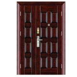 China Home Door Cheap Front Door Exterior Security Steel Door Design