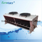 Es Series Water Spray Condenser/Fin Type Evaporator Condener for Refrigeration