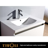 Wholesale Quality Bathroom Vanity Cabinets with Artificial Stone Tops Tivo-0005vh