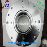 Customized Weld Neck Flange with CNC Machining