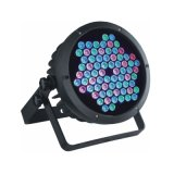 Indoor 72X3W RGBW LED PAR for Stage Lighting