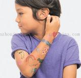 Custom Water Proof Cute Children Kids Tattoo Sticker