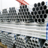 Tianjin Q235B S235jr BS1387 ASTM A53 B ERW Welded Black / Galvanized Round Hollow Section Ss Low Carbon Steel Pipe Price