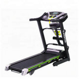 Folded Fitness Gym Equipment Body Building Electric Motorized Treadmill
