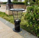 IP65 Good Solar Light Price 5W Lawn Light Outdoor Solar LED Light Pillar Light for Garden Lighting