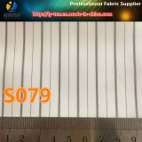 Black/White Suit Lining, Polyester Yarn Dyed Stripe Fabric for Lining (S79.88)