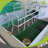 Reversible Farrowing Crate for Pig Breeding Farms