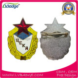 Customized High Quality Star Logo Lapel Pin