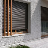 Outdoor Anti-Theft Lifting Window Shutter Blind