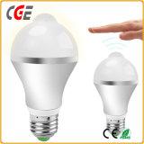 Hot Infrared Sensor PIR Sensor LED Bulb Light Bulb Best Price LED Bulbs E27/B22 AC85V-265V LED Lighting