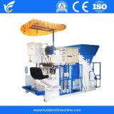 Qym6-25 Low Investment Business Cement Egg Layer Moving Block Making Machine