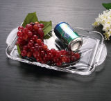 Hot Selling Reasonable Price Crystal Glass Fruit Bowl