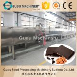 SGS Chocolate Bars with Dragees Making Machine