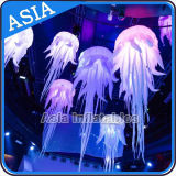 Beautiful Lighting Party Decoration with Inflatable Jellyfish Balloon