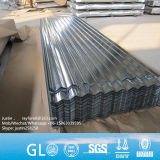 Color Prepainted Corrugated Galvanized / Galvalume Steel Sheet Metal / Alu - Zinc Gi Gl Roofing Sheet Price