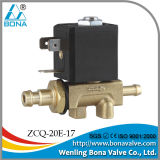 Bona Brass Solenoid Valve for Welding Machinezcq-20e-17 (1)