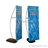 Customized Printing Outdoor Poster Display L Banner Stand