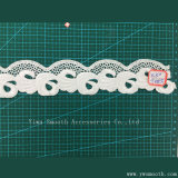 Fashion Embroidery Lace Garment Accessories Water Soluble Cotton Fabric Textile