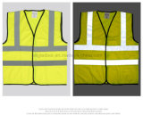 Fluro Yellow High Vis Reflective Tactical Sash Vest Flame Retardant Tool Dri Fit Safety, Reflective Safety Vest for Adults with Reflective Tape, Safety Vest