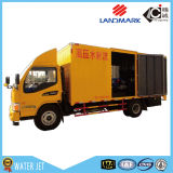 200kw Pipe Cleaning Electric Mobile Sweeper (JC1802)