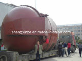 High Quality Siemenz PLC Extruded Rubber Goods Vulcanizing Tank Autoclave