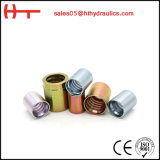 Stainless Steel Compression Double Ferrule Tube Fitting (00200)