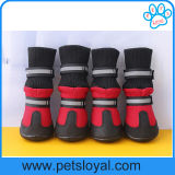 Manufacturer High Pet Shoes Dog Boots with Reflective Velcro