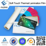 Soft Touch Thermal Film for Luxury Packages (30mic)