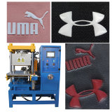 Heat Transfer Press Garment Fabric Textile Silicone Clothing Label T-Shirt Clothes Embossing Machine