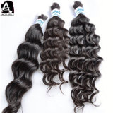 Angelbella Wholesale Human Hair Bulk Factory Unprocessed Natural Wave Brazilian Hair