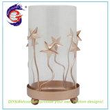 Wholesale China Tin Small Glass Tea Light Candle Holder