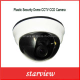 Plastic Security Dome CCTV CCD Camera (SV60-D1860MV)