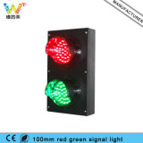100mm Super Thin Red Green Traffic Signal Light