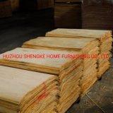Oak Face Wood Veneer Plywood Building Material PVC 25-30mm