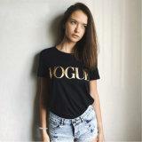 2019 Promotion Men/Women Polyester T-Shirt Cheap Custom Printing Quick Dry T Shirt