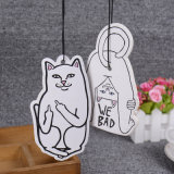 Funny and Personality Cats Car Air Fresheners/Orange Car Perfume Hang Tag