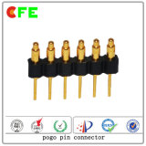 China 6pin Spring Loaded Contacts Pogo Pins for Charging
