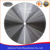 1100mm Laser Welded Diamond Blades for Prestressed Concrete Cutting