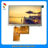 4.3-Inch 480 (RGB) *272p TFT LCD Display with Capacitive Touch Screen