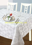 All Polyester Jacquard Tablecloth