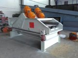 Durable Powder Screening Linear Vibrating Screen Machine Large Capacity