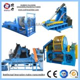 Used Tire Recycling Machines, Rubber Powder Granules Recycling Making Production Line