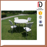 Folding Plastic Wedding Party Rental Chair (BR-P017)