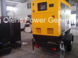 Cummins 40kw 4BTA Mobile Generator Set for Sales Africa