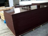 Brown Film Faced Plywood, Construction Plywood 1220*2440*9-21mm