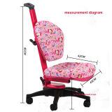 Height Adjustable Steel-Wood Classroom Chair