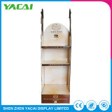 Clothes Product Floor Security Exhibition Booth Stand Display Rack