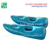 Inflatable Water Park Shoes Game for Sale (BJ-WT01)