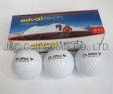 Custom Cardboard Box Sleeve Packaged Custom Logo Printing Golf Ball for Tonament Gift