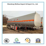 Fuel Tanker Price, 40000 Liter Fuel Tank Semi Trailer with 3 Fuwa Axles